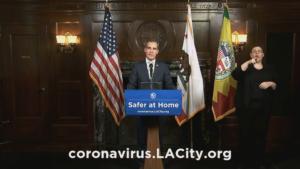 "Mayor Garcetti's ""L.A. Protects"""